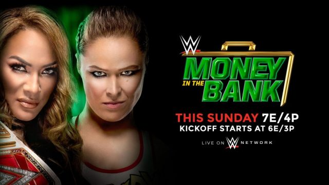 Watch WWE Money in the Bank 2018 PPV 6/17/2018 Full Show Online Free 17th June 2018